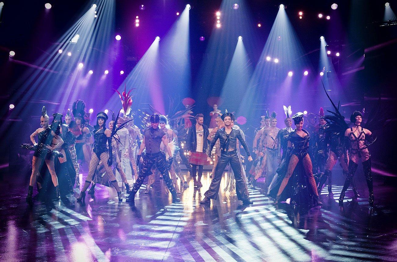 Sendehinweis: THE ONE Grand Show bei Verstehen Sie Spaß