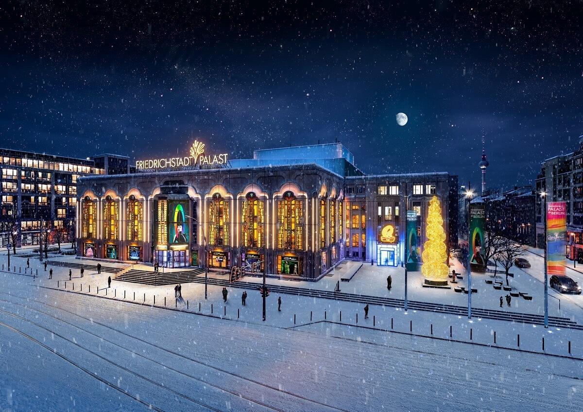 Berlin im Winter erleben | Friedrichstadt-Palast