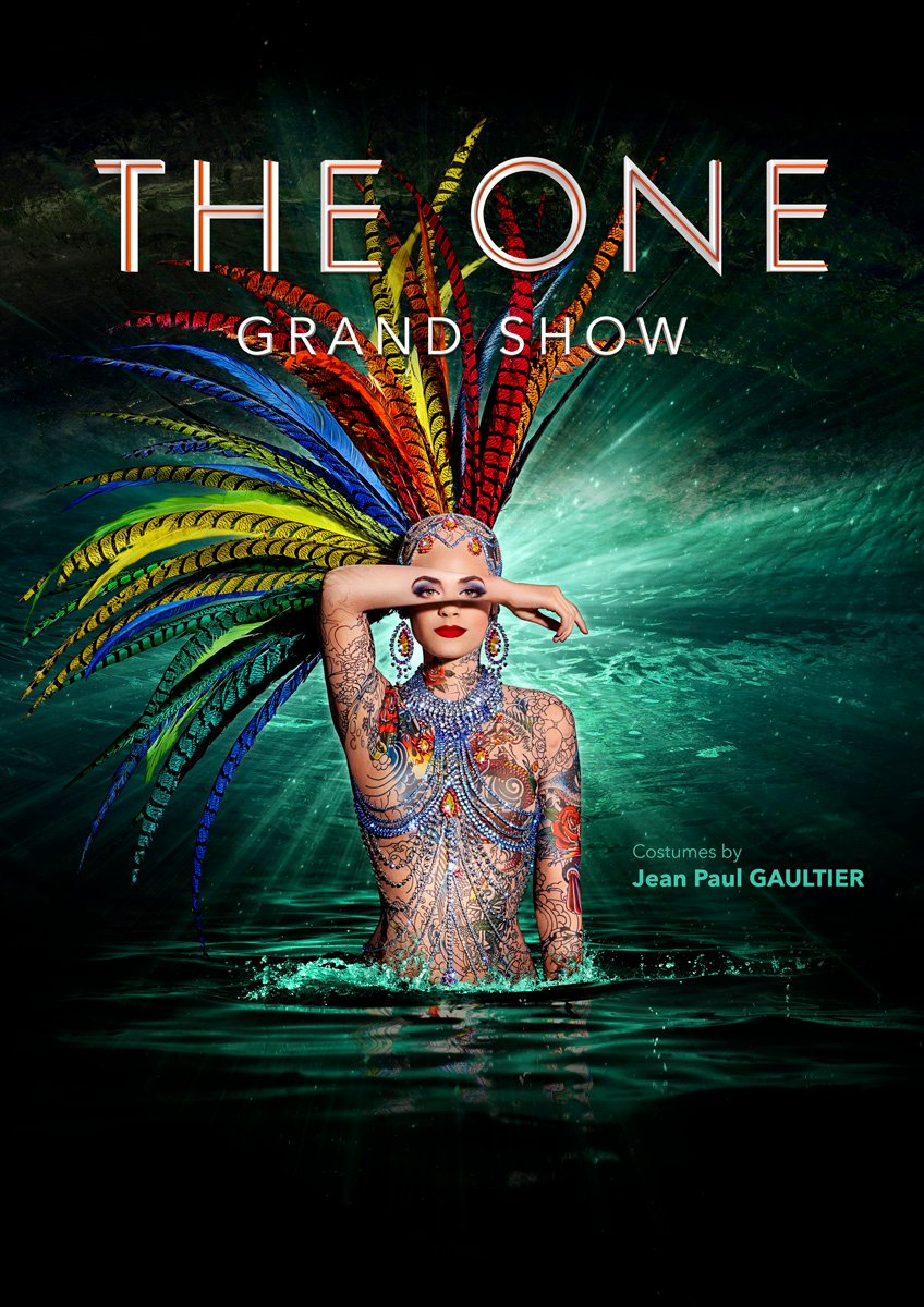 THE ONE Grand Show Visual no logo
