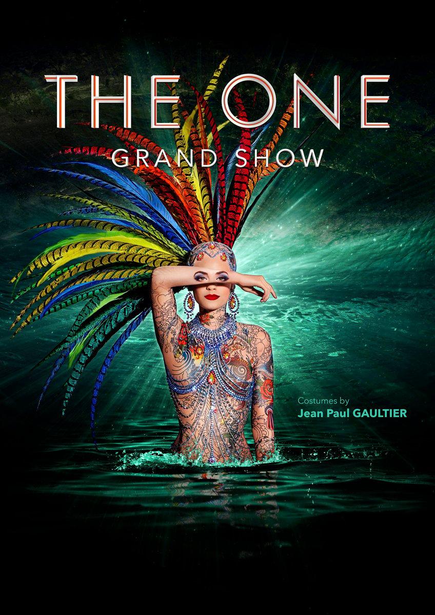 THE ONE Grand Show Visual no logo