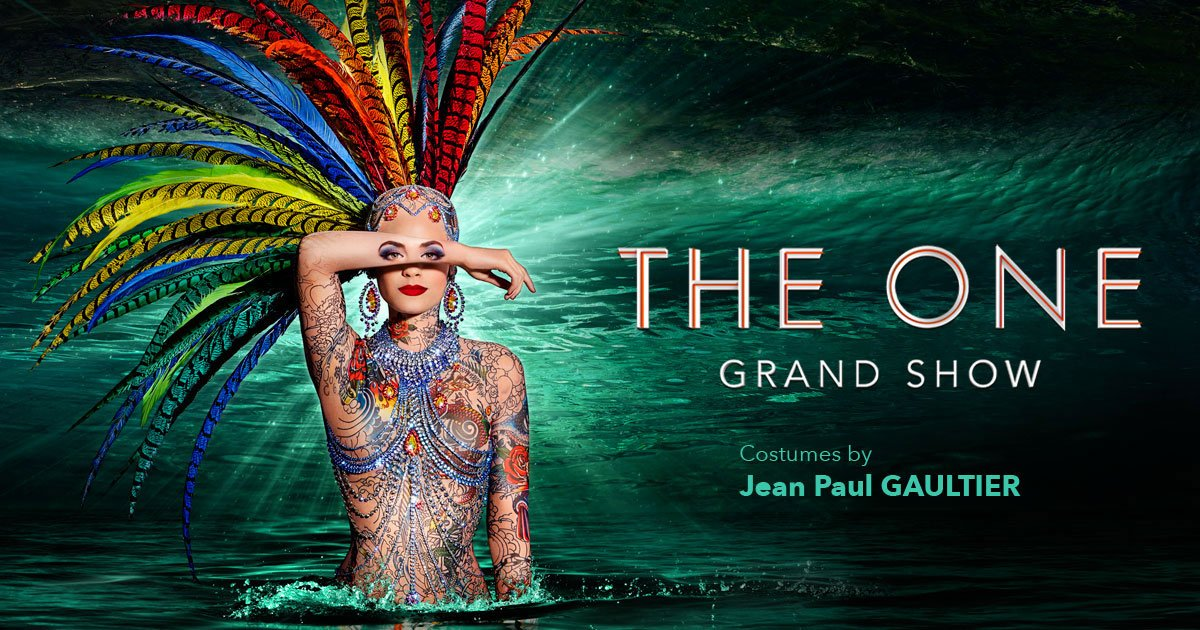 the one grand show reviews friedrichstadt palast