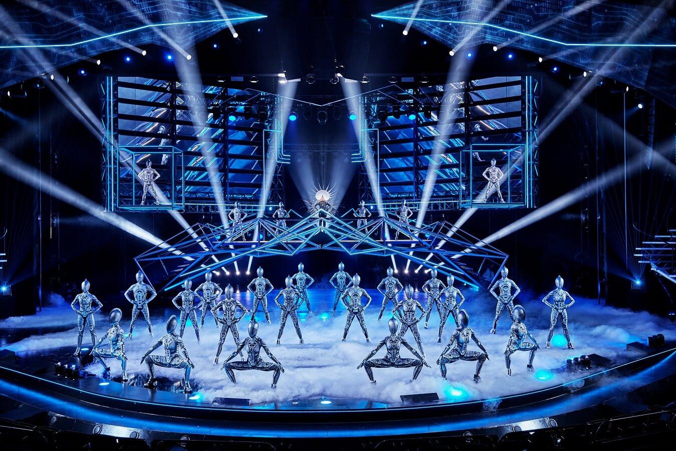 VIVID Grand Show | Palast Berlin | Binäre Welt