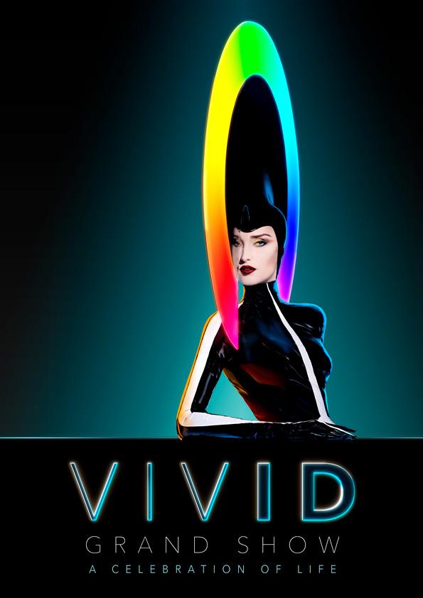 VIVID Grand Show Visual