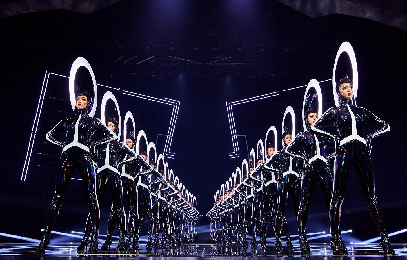 VIVID Grand Show | Palast Berlin | Friedrichstadt-Palast