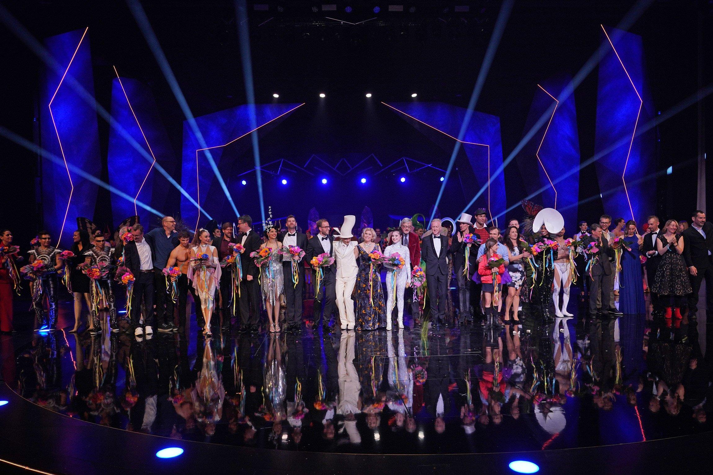 VIVID Grand Show Weltpremiere