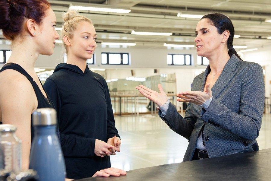 Alexandra Georgieva Ballettdirektorin Friedrichstadt-Palast